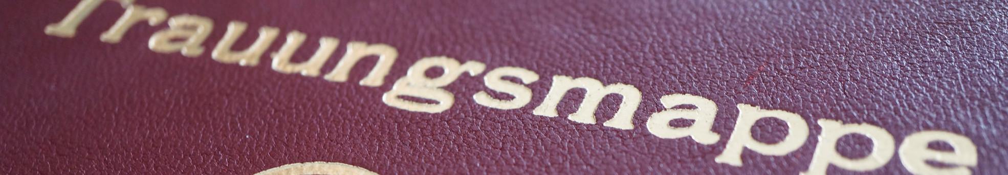 NEUSIEDL AM SEE: Standesamts- & Staatsbürgerschaftsverband